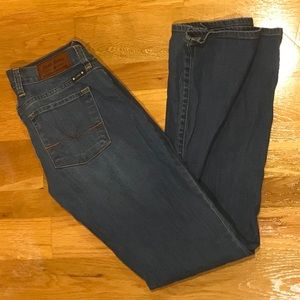 Lucky Brand Sofia Boot Jean, size 4/27